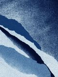 抽象蓝色模式 图库摄影