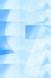 抽象蓝色模式 免版税库存图片