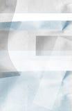抽象蓝色模式 免版税图库摄影