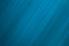 抽象蓝色背景,下跌的水下落 图库摄影