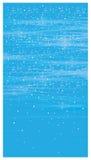 抽象蓝色背景,多雪的模式 库存图片