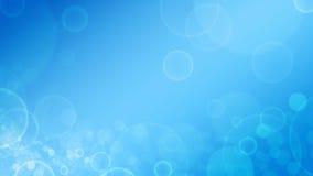 抽象蓝色背景 免版税图库摄影