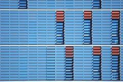 抽象蓝色背景 免版税库存照片