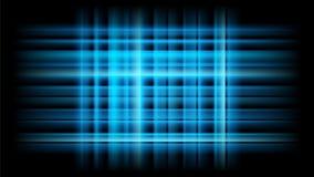 抽象蓝色轻的传染媒介背景dsign例证 免版税库存照片