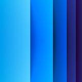 抽象蓝色长方形塑造传染媒介背景 免版税库存照片