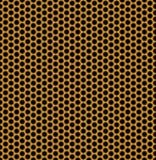 抽象蜂项 免版税库存照片