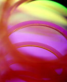 抽象螺旋 免版税图库摄影