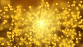 抽象行动背景,金黄 股票录像