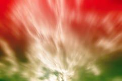 抽象行动颜色背景,计算机生成的作用 免版税图库摄影