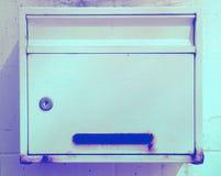抽象行家样式邮箱 库存图片
