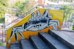 抽象街道艺术 库存照片