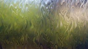 抽象被弄脏的波浪纹理背景 库存图片