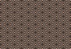 抽象褐色阻拦样式墙纸 库存照片