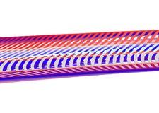 抽象设计元素导线,明亮的传染媒介对象 波浪线,多孔的结构 介绍的传染媒介元素,小册子, 免版税库存图片