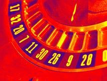 抽象轮盘赌的赌轮 库存照片