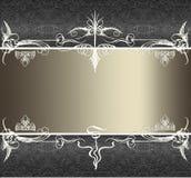抽象边界框架背景 库存照片