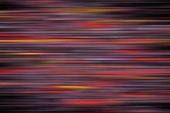 抽象速度条纹 免版税库存图片