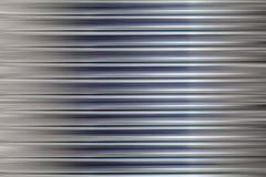 抽象金属条纹 库存照片