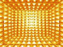 抽象金模式 皇族释放例证