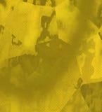 抽象金黄 免版税库存照片