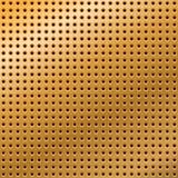 抽象金黄金属背景 库存图片