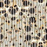 抽象铣板样式-无缝的背景-油纸 库存图片