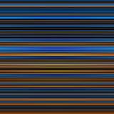 抽象镶边蓝色,棕色和橙色背景 免版税图库摄影