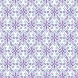 抽象阿拉伯伊斯兰教的无缝的几何辐形样式 向量 免版税库存图片