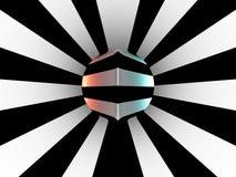 抽象隧道, 3D 库存照片