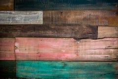 抽象难看的东西木油漆纹理 免版税库存照片