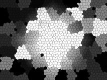 抽象难题背景 五颜六色的飞溅纹理墙纸 附庸风雅 皇族释放例证