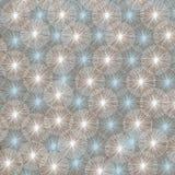 抽象霜样式 免版税库存照片