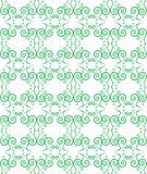 抽象非常好的花卉无缝的墙纸 免版税库存图片