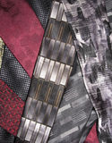 抽象领带 免版税库存照片