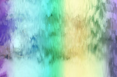抽象颜色光 库存照片