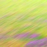 抽象颜色和弄脏 库存照片
