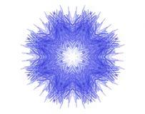 抽象颜色形状 皇族释放例证