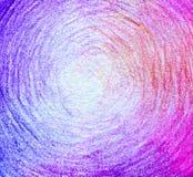 抽象颜色铅笔乱写背景 库存图片