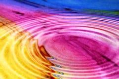 抽象颜色 向量例证