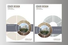 抽象飞行物设计背景 小册子模板 免版税库存图片