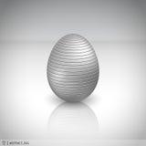 抽象鸡蛋 免版税库存图片