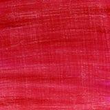 抽象黑暗的被绘的桃红色水彩 免版税库存照片