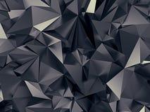抽象黑色背景 免版税库存照片