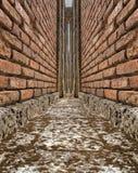抽象,石墙 免版税图库摄影