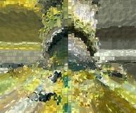 抽象 形象艺术 绘画 摘要 艺术 向量例证