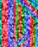 抽象水彩和数字式绘画纹理 免版税库存图片