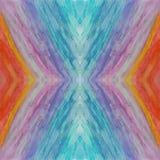 抽象水彩绘画艺术背景 免版税库存图片