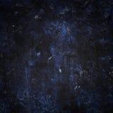 抽象黑暗的纹理蓝色颜色 免版税图库摄影