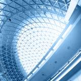 抽象结构上背景大厦详细资料天空 免版税图库摄影