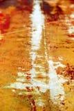 抽象水橇板背景 免版税库存照片